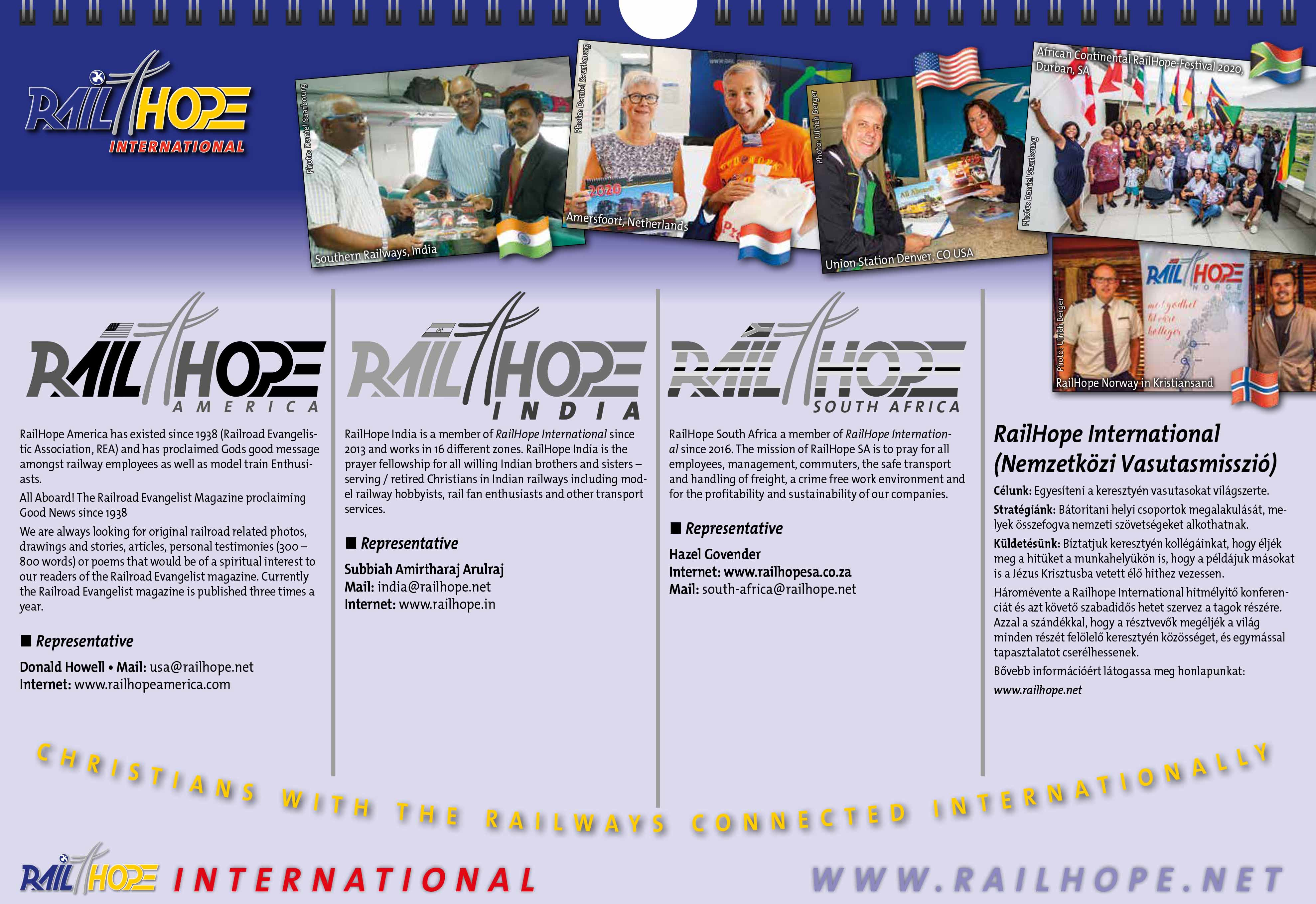 RailHope International